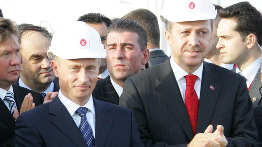 Energy Issues in Turkish Foreign Policy
